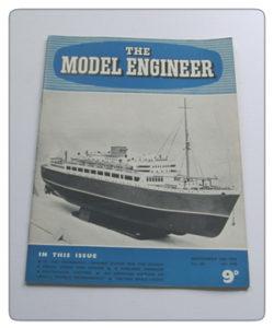 Model Engineer Vol 109 #2738 November 12th 1953