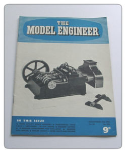 Model Engineer Vol 109 #2739 November 12th 1953