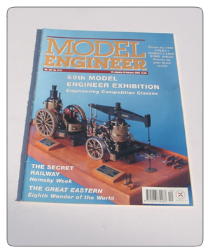 Model Engineer Vol 184 #4112 28th January 2000