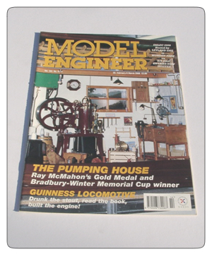 Model Engineer Vol 184 #4114 25th February 2000