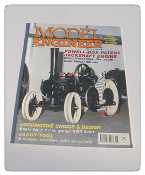 Model Engineer Vol 184 #4115 10th March 2000