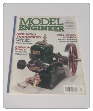 Model Engineer Vol 184 #4117 7th April 2000