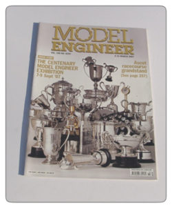 Model Engineer Vol 198 #4294 2nd March 2007
