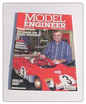 Model Engineer Vol 198 #4296 30th March 2007