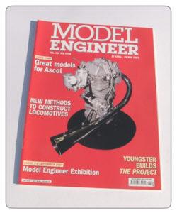 Model Engineer Vol 198 #4298 27th April 2007