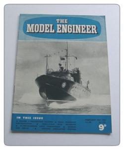 Model Engineer Vol 108 #2701 February 26th 1953