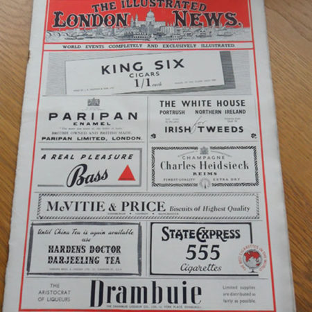 London Illustrated News January 12th 1946