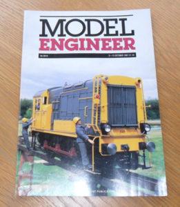 Model Engineer Vol 159 #3810 2nd October 1987