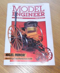 Model Engineer Vol 160 #3823 15th April 1988