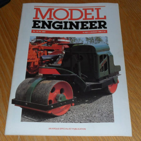 Model Engineer Vol 161 #3829 15th July 1988
