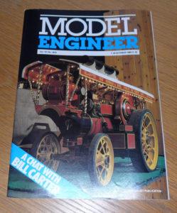 Model Engineer Vol 161 #3834 7th October 1988