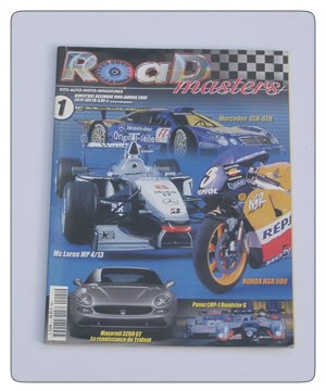 Road Masters First Issue 1999