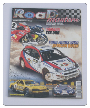 Road Masters Second Issue Feb/March 2000