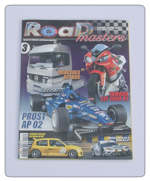 Road Masters Third Issue April/May 2000