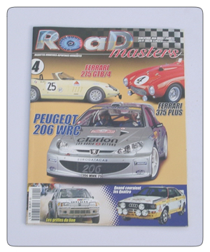 Road Masters Fourth Issue June/July 2000