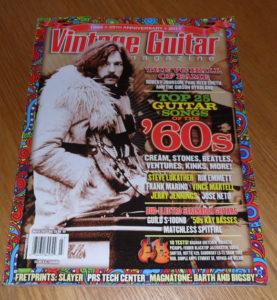 Vintage Guitar March 2011