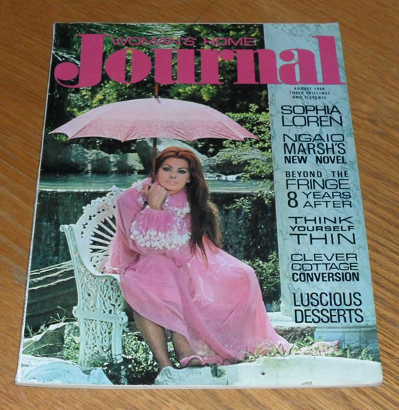 Woman's Home Journal August 1968