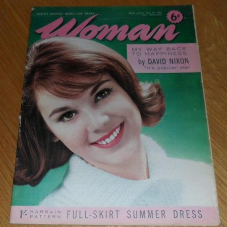 Woman Magazine, May 28th 1960