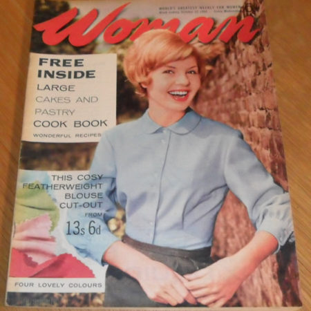 Woman Magazine, October 15th 1960