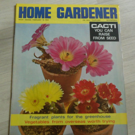 Home Gardener & Smallholder February 19th 1966