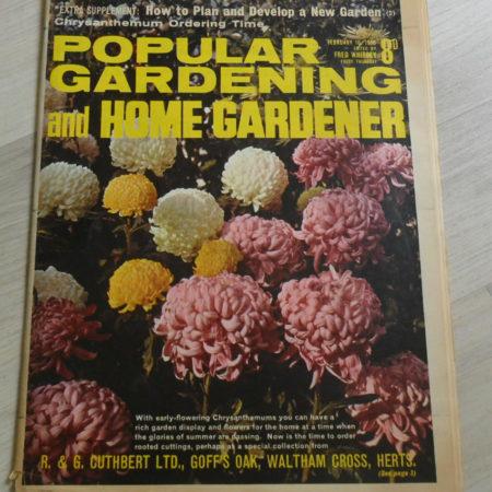 Popular Gardening & Home Gardener February 10th 1968