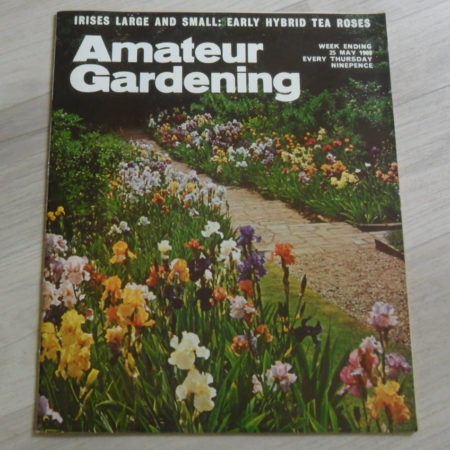 Amateur Gardening Magazine May 25th 1968