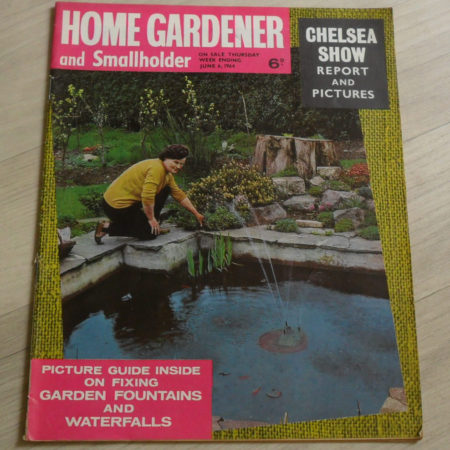 Home Gardener & Smallholder June 6th 1964
